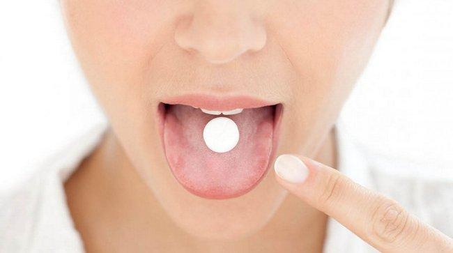 Таблетки для очищения печени